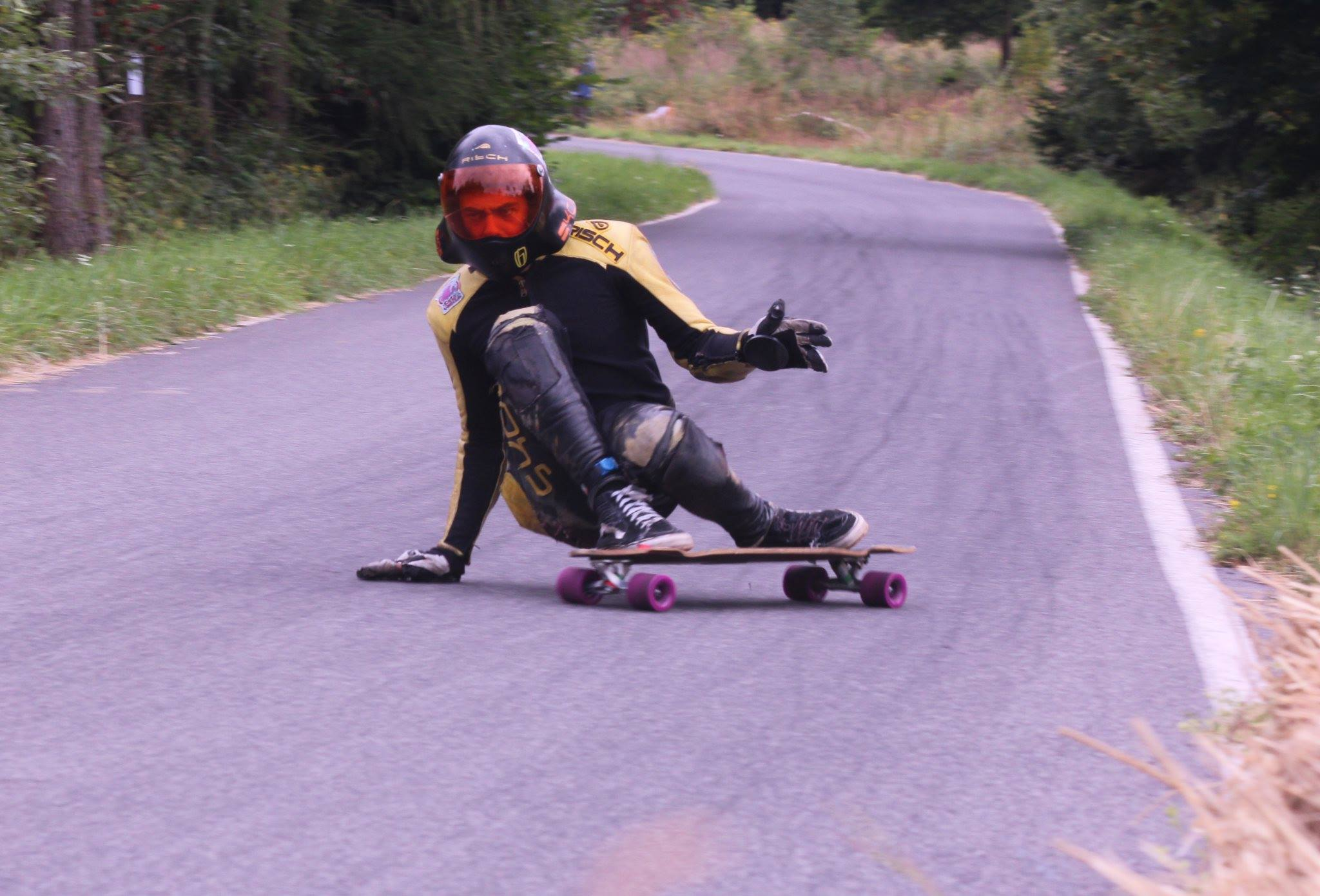 Alex Kozakov - Sick Longboards